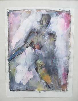 Nude by Lauren Acton