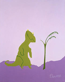 John Bowers - Nudgeandhumosaurus