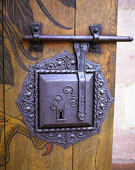 John Bowers - Nuremberg Castle Door Lock