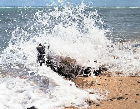 John Bowers - Oahu North Shore Splash
