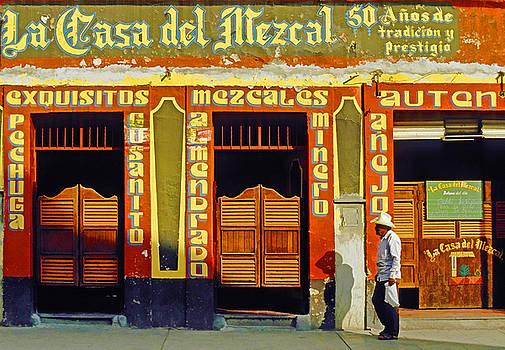 Dennis Cox - Oaxaca Saloon