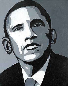 Obama by Emeka Okoro