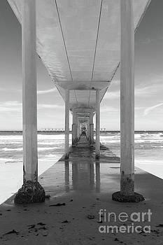 Ocean Beach Pier by Ana V Ramirez