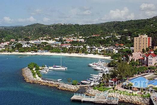 Gary Wonning - Ocho Rios, Jamaica