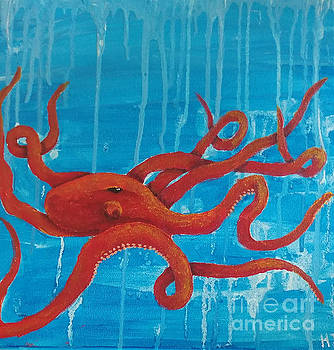 Octopus by Heather James