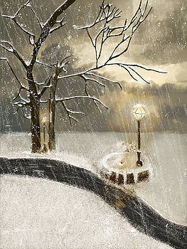 Oh let it snow let it snow by Angela A Stanton