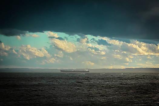 Oil Vessel  by William Cruz