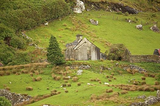 Old Barn by Alexa Gurney