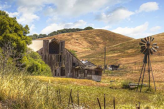 Bruce Bottomley - Old Barn