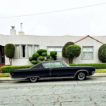 Old Car by Julie Gebhardt