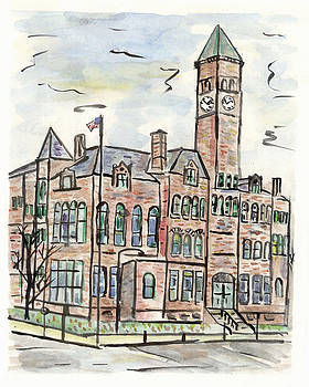 Old Courthouse Museum by Matt Gaudian