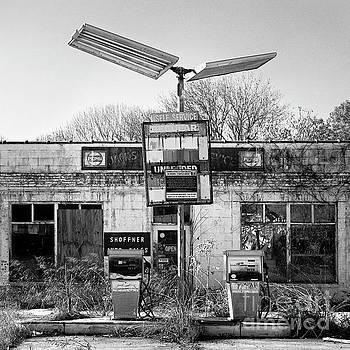 Old Gas by Patrick M Lynch
