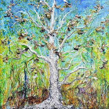 Old Growth by Regina Valluzzi