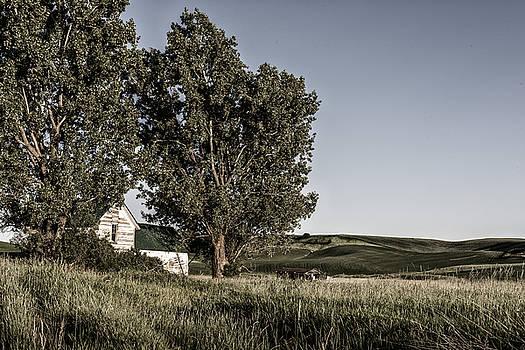 Jon Glaser - Old House on the Palouse