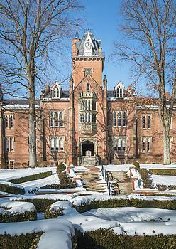 Old Main - Bethany College by Steve Konya II