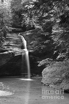 Old Mans Cave Ohio State Park Waterfall by ELITE IMAGE photography By Chad McDermott