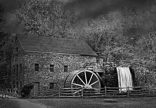 Old Mill by Robert Mitchell