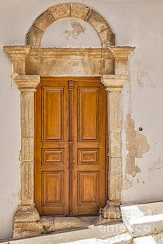 Sophie McAulay - Old wooden door