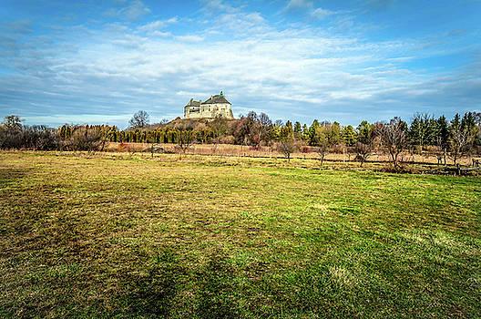 Olesko Castle  by Tetyana Kokhanets