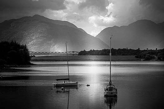 On the Loch by Bren Ryan