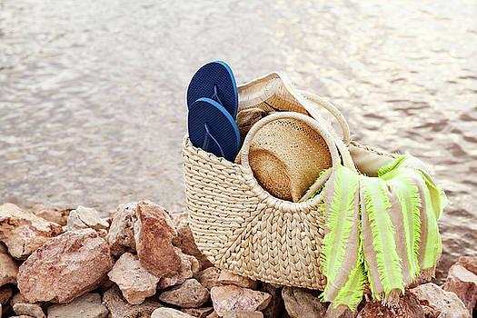 On The Shore by Evgeniya Lystsova
