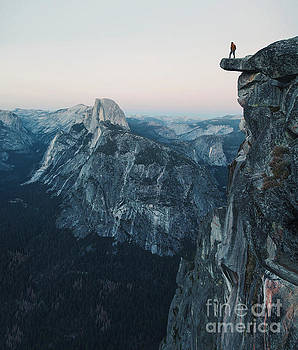 On Top of the World by JR Photography
