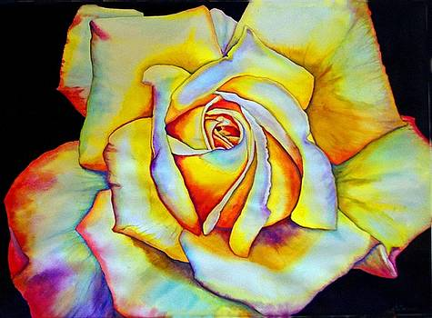 One Perfect Rose by Gail Zavala