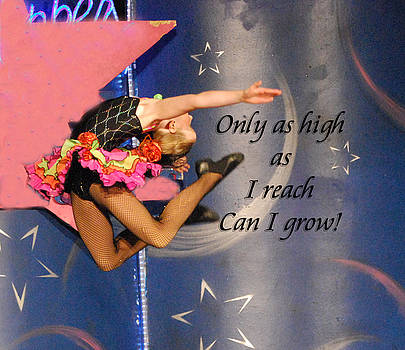 Only As High As I Reach by Linda Cox