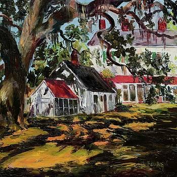 Ophelia's Porch by Albert Fendig