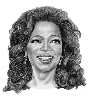 Oprah Winfrey by Murphy Elliott