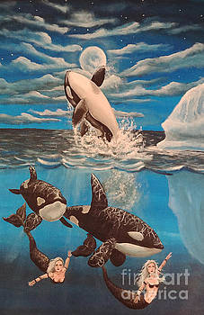 Orca by Heather James