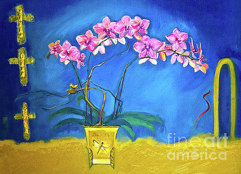 Orchid by Karen Francis