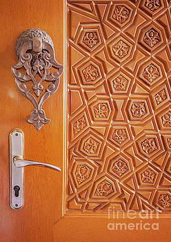 Sophie McAulay - Ornate mosque door