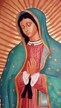 Our Lady of Guadalupe by Patrick RANKIN