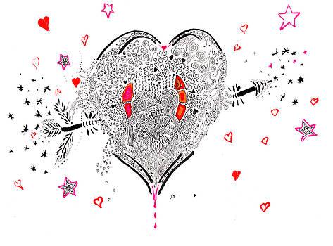 Overflowing Love by Regina Valluzzi