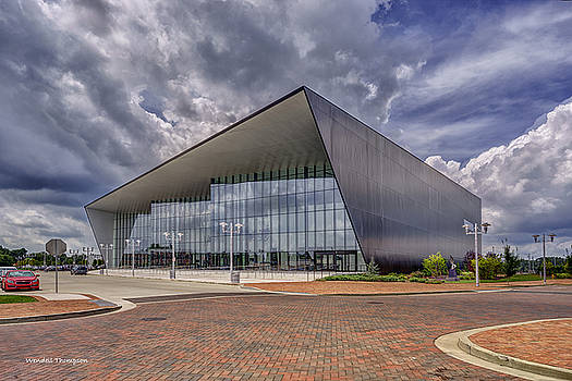 Owensboro Kentucky Convention Center by Wendell Thompson