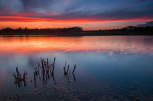 Oxbow Lake by Derek Thornton