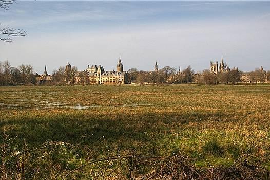 Oxford Skyline by Chris Day