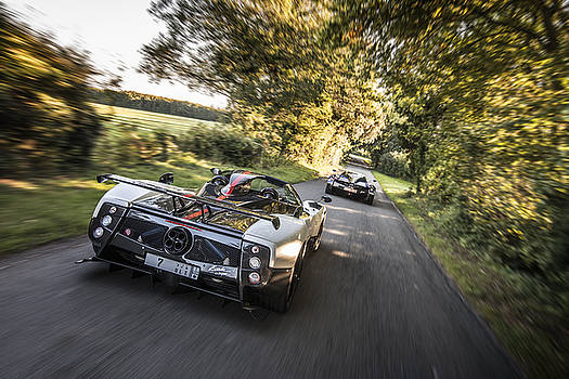 Pagani Road Trip by George Williams