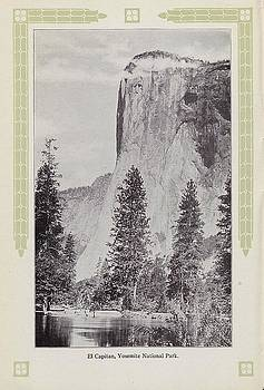 Chicago and North Western Historical Society - Image of El Capitan From 1915 Travel and Rest In Our Wonderful West Brochure