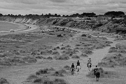 David French - Pakefield Beach
