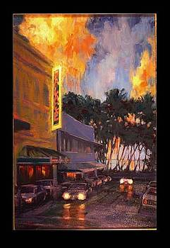 Palace Theater - Hilo by Rod Cameron
