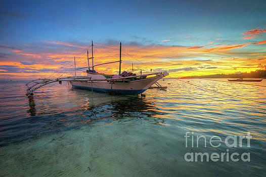 Yhun Suarez - Panglao Island Sunrise