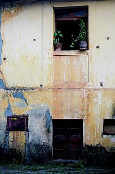 Panjim window by Gavin Bates