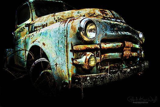 Grandpa's Truck by Glenda Wright