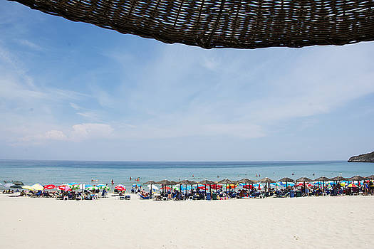 Newnow Photography By Vera Cepic - Paradisos beach on Thassos island