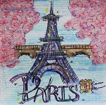 Paris by Art By Naturallic