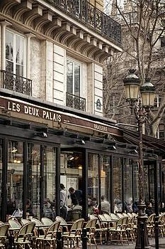 Paris Cafe by Andrew Soundarajan