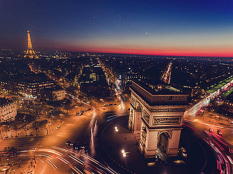 Paris by Chris M