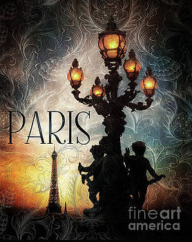 Paris by Edmund Nagele
